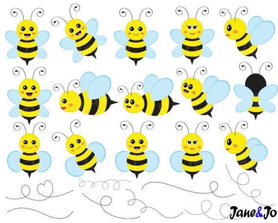 png stock Bees clipart.  bee honey clip