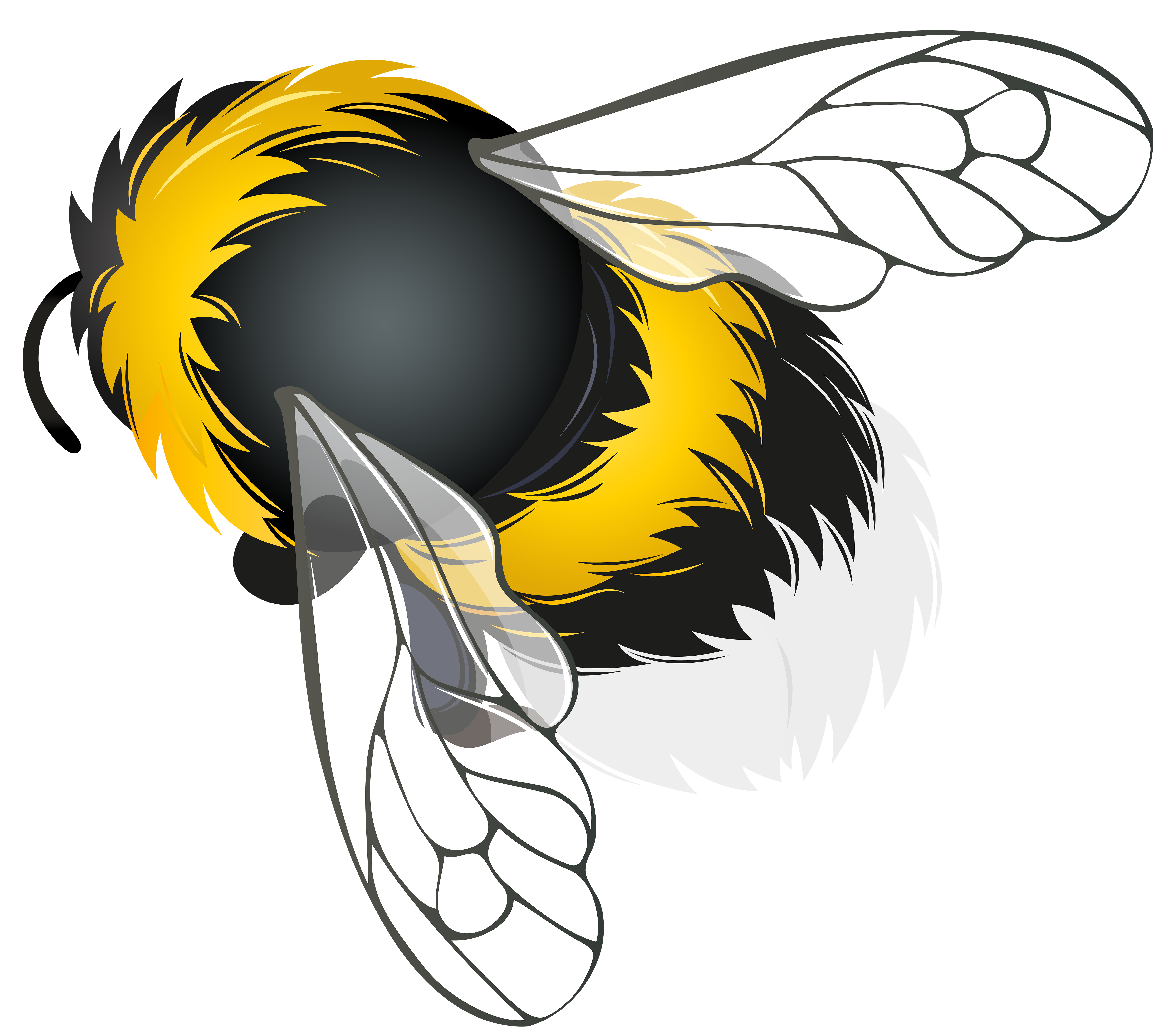 picture free Bees clipart christmas. Bee png best web.