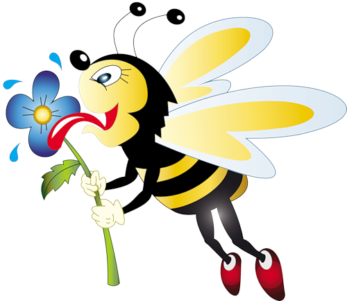 clip free Bees clipart christmas.  png abejaas pinterest.