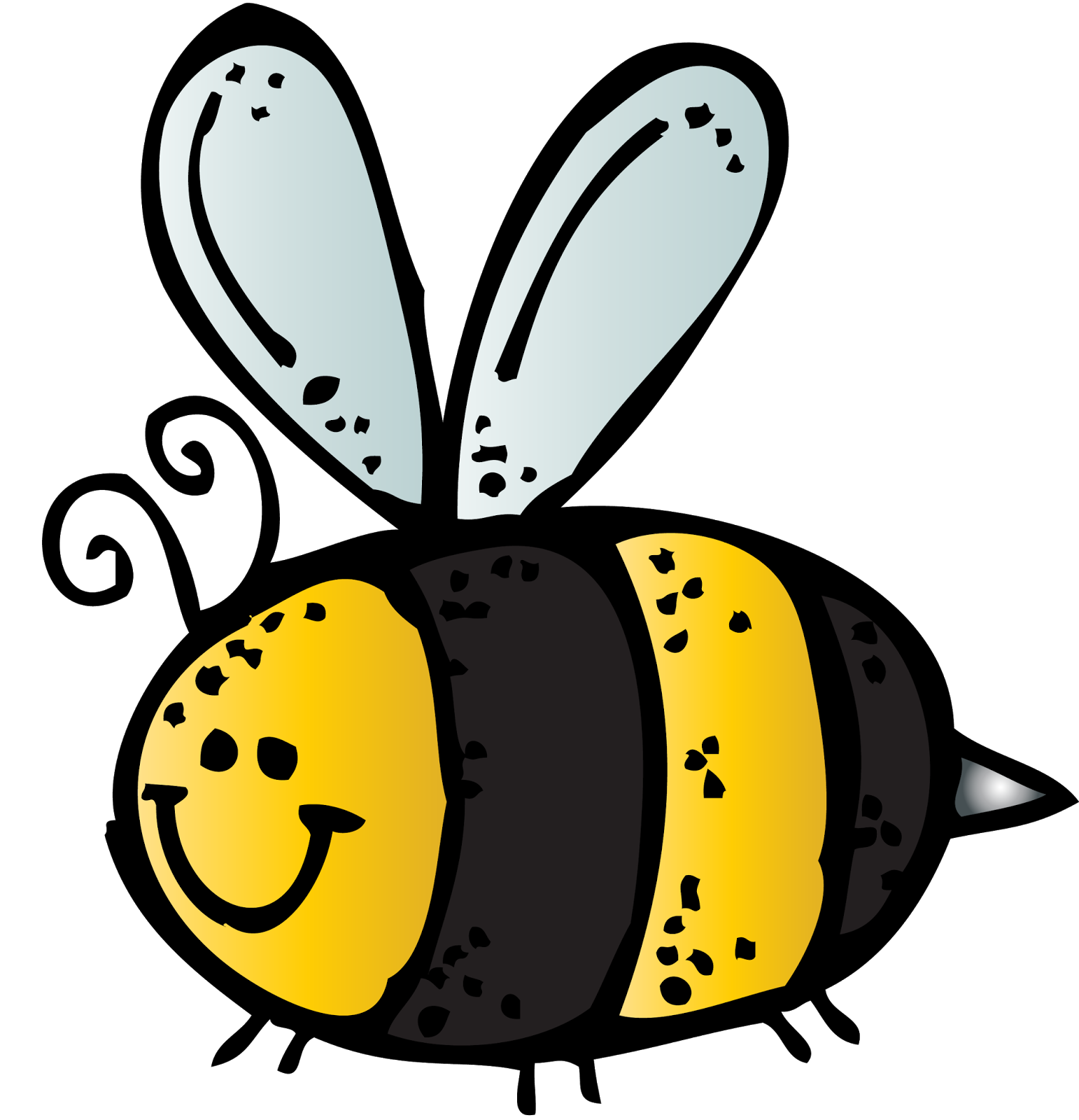 clip  bee wallpaper. Bees clipart christmas.