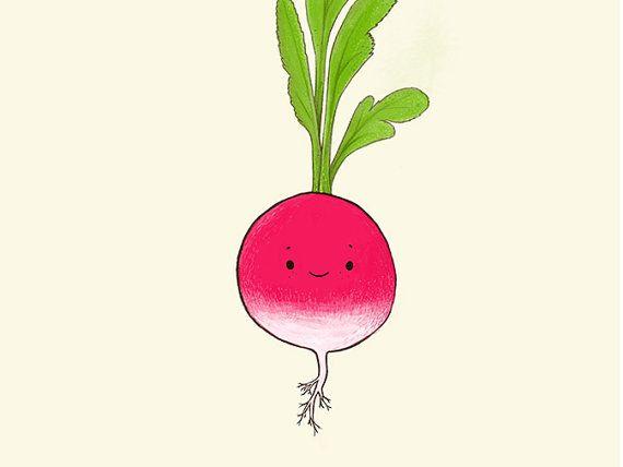 graphic download Radish print eddy the. Beet drawing cute