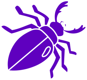 image royalty free stock Beetle clipart. Purple clip art at.