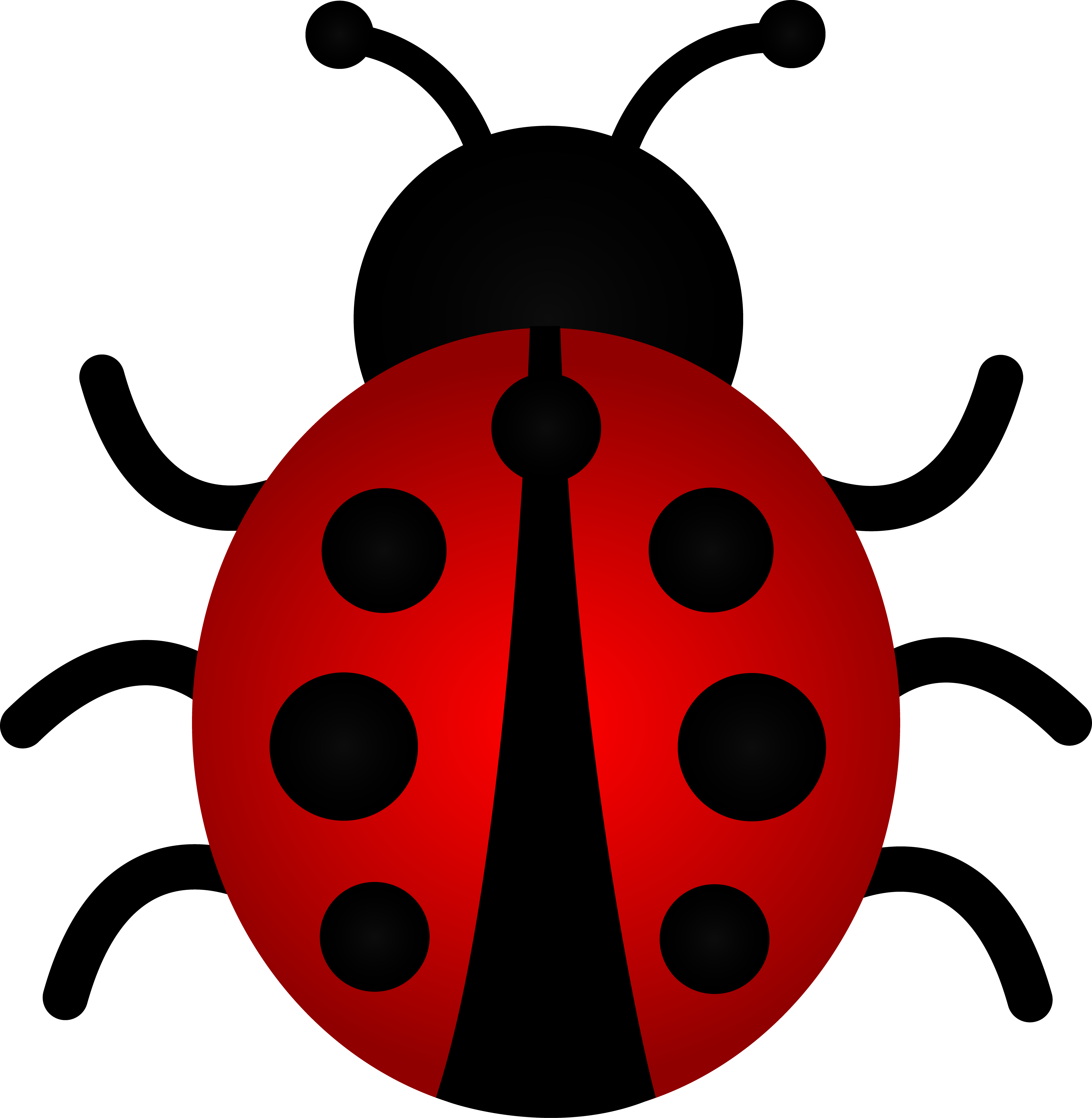 picture freeuse library Free bug download clip. Ladybug clipart.