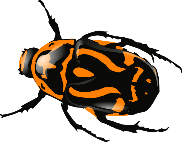 svg library stock Beatle free on dumielauxepices. Bug clipart beetle