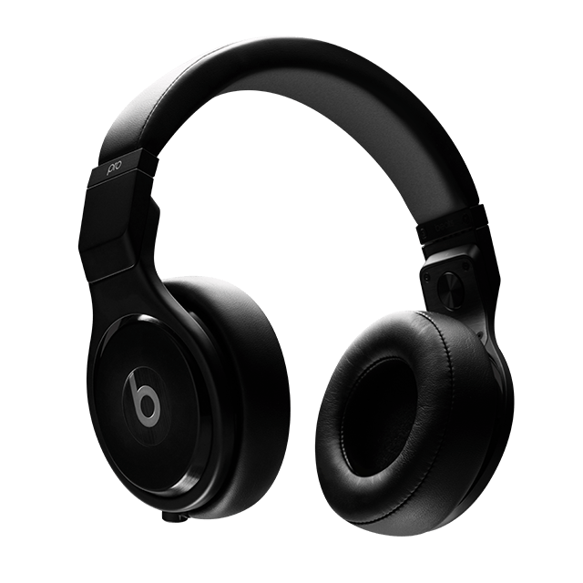 clip Beats pro by dre. Beets drawing headset