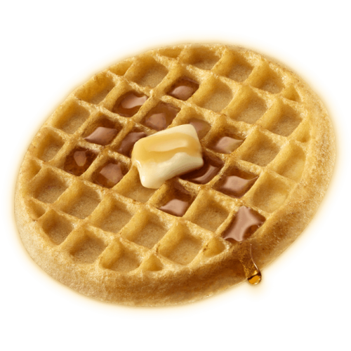 vector transparent library Png . Belgian waffle clipart