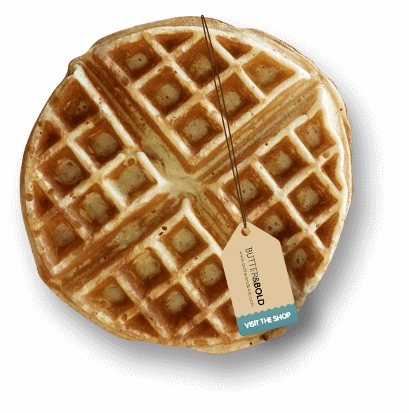 clip art free library Belgian waffle clipart. Butterscotch creation