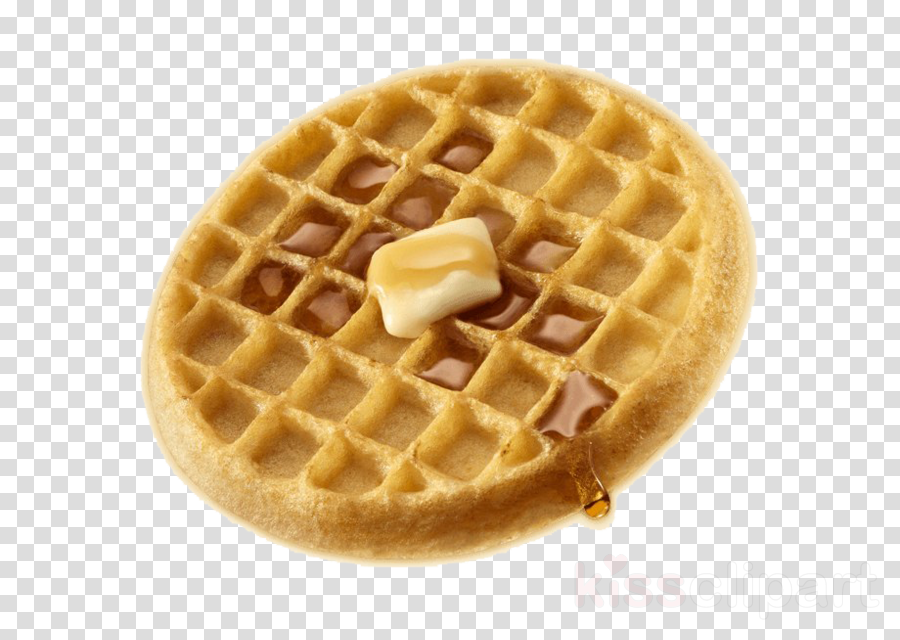 picture transparent stock Food dish wafer . Belgian waffle clipart