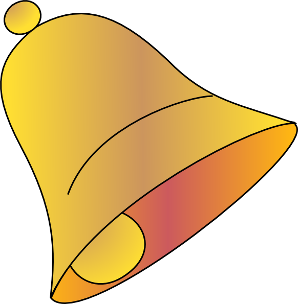 png royalty free Bell clipart. Christmas clip art at