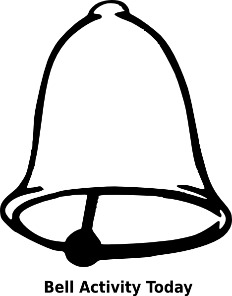 svg library Bell clipart art free. Bells drawing fire