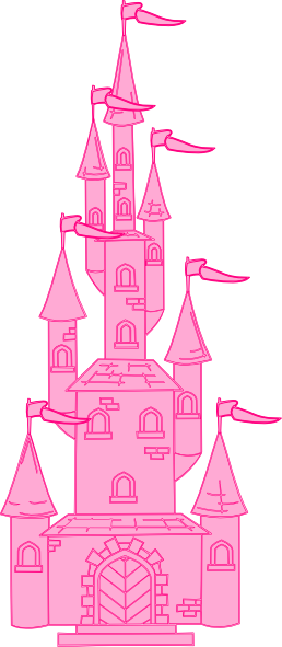 freeuse library Princess Castle Silhouette at GetDrawings