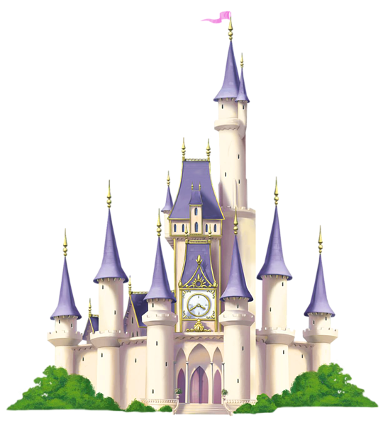 clip black and white stock Transparent png picture. Castle clipart mickey mouse