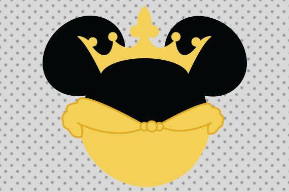 clip royalty free library Belle svg mickey ear. Disney minnie