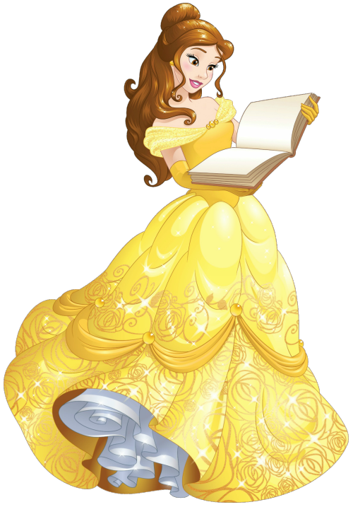 jpg royalty free library Belle transparent. Png mart