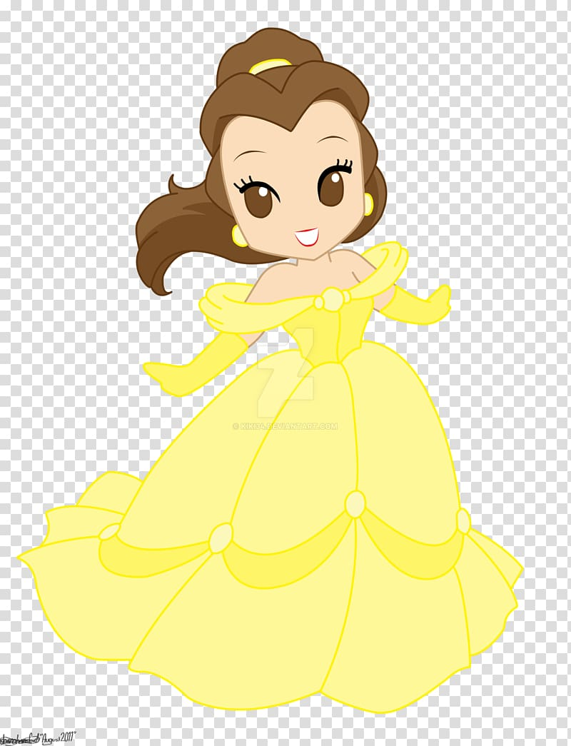 jpg freeuse Clipart free for . Belle transparent animated