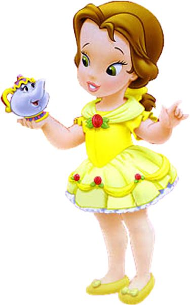 clipart free Clipart free . Belle transparent baby princess