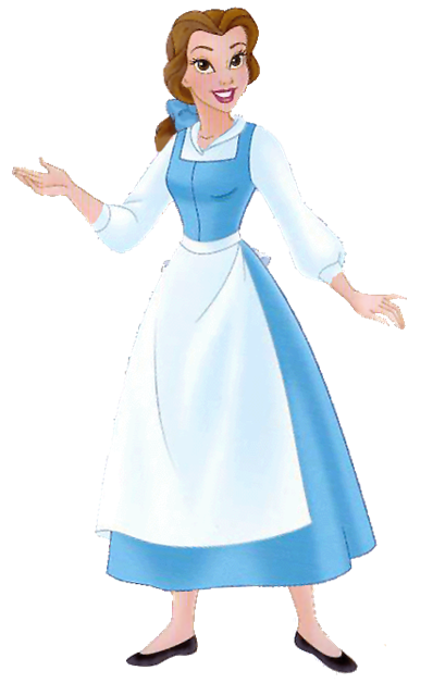 clipart library download Belle transparent blue dress. Pin by stephanie azer