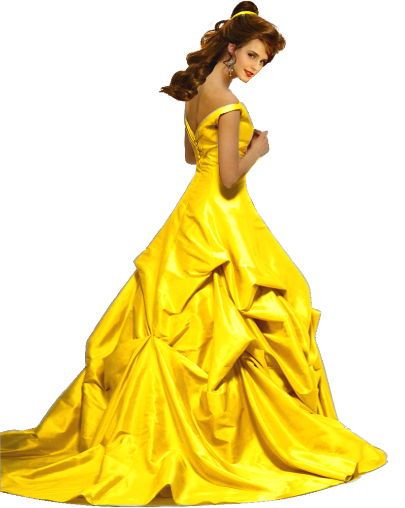 png free library Belle transparent emma watson. As png by nickelbackloverxoxox