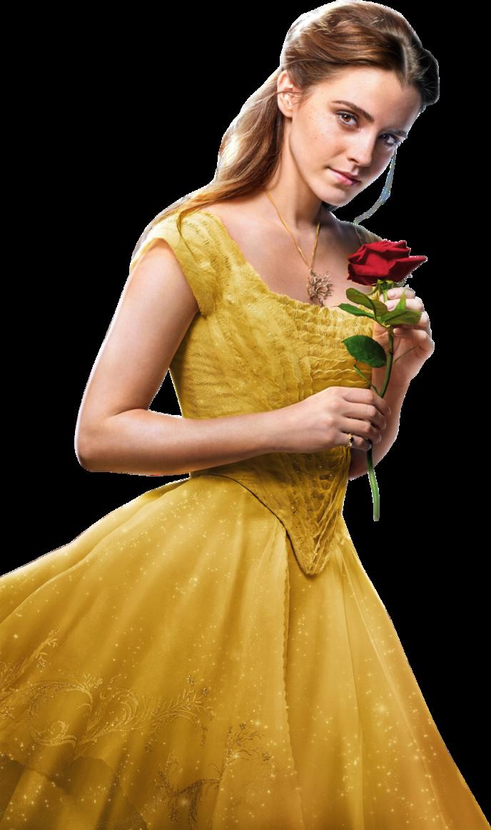 graphic freeuse download Belle transparent emma watson. Png promocional de la