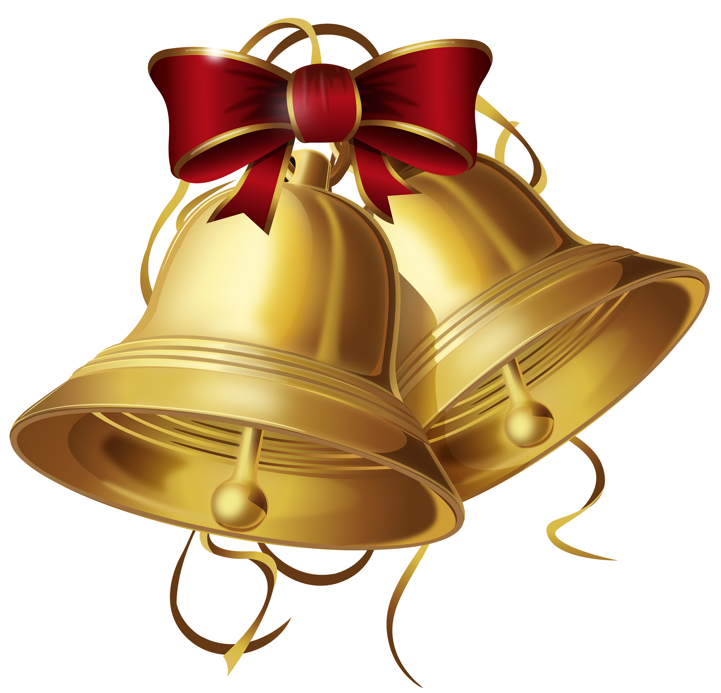 png transparent library Bells clipart. Christmas png best web.
