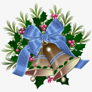 banner Bell christmas . Bells clipart holiday craft