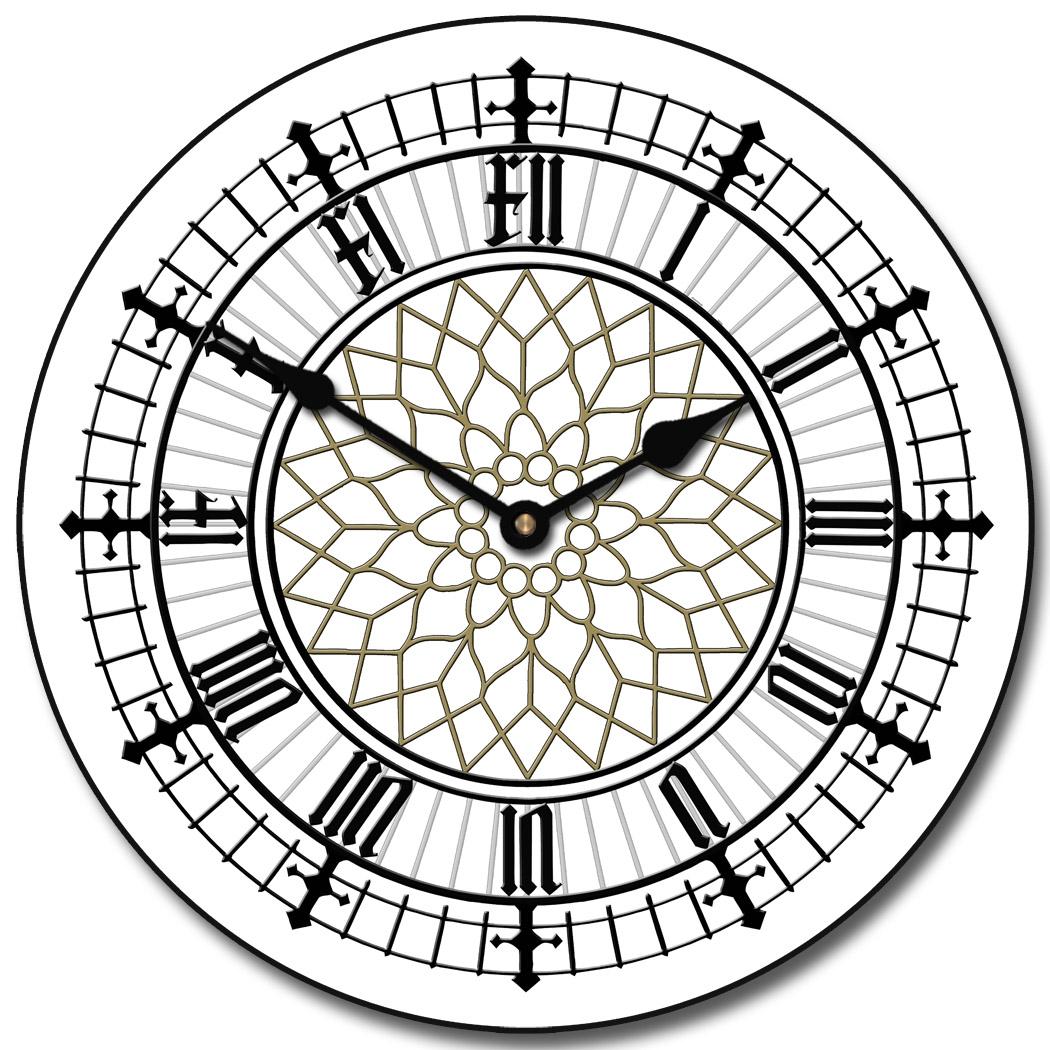 svg free library Ben clipart face. Big clock clip art.