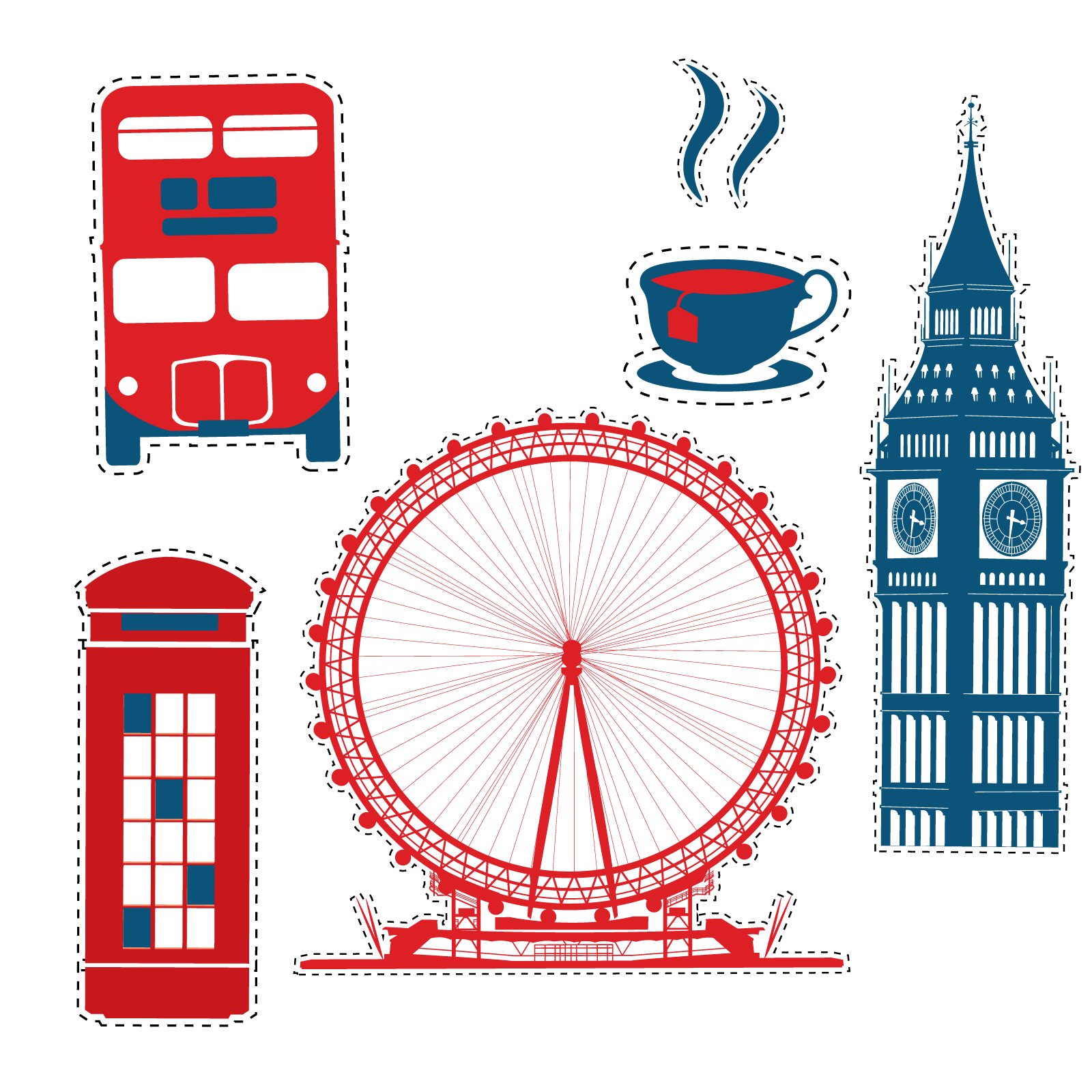 royalty free download Ben clipart london clipart. Big building services clip.
