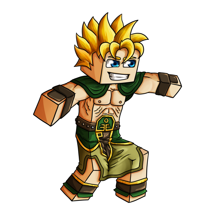 graphic royalty free download Minecraft Avatar
