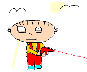 svg black and white stock Stewie Drawing at GetDrawings