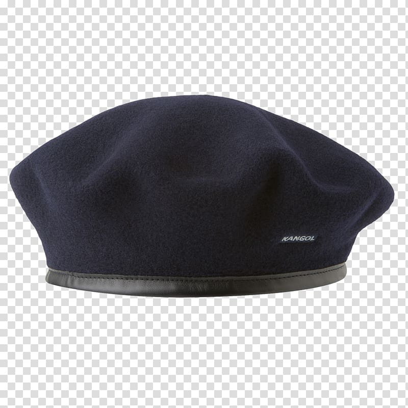 svg black and white Beret transparent gray. Cap kangol headgear wool
