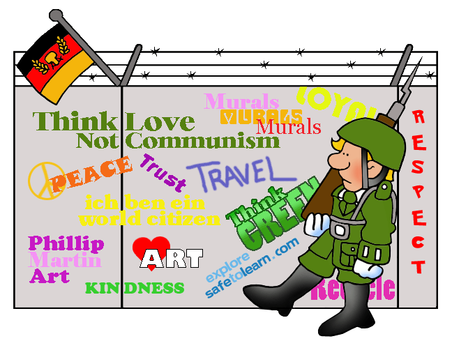 jpg transparent World history clip art. Berlin wall clipart.