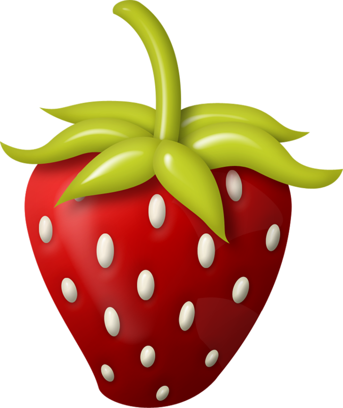 vector transparent download Dg strawberry png food. Berries clipart cute