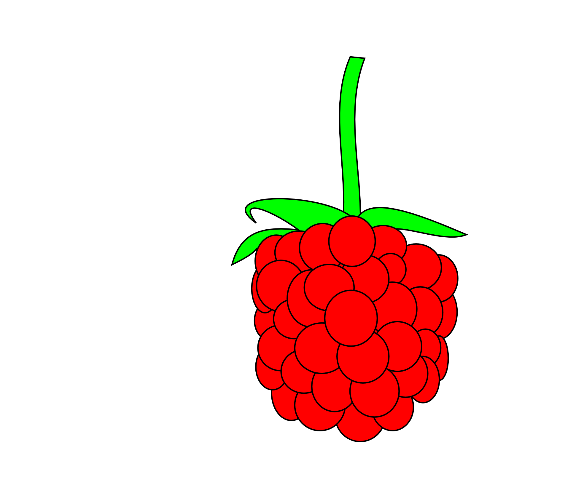 clipart free Raspberry free on dumielauxepices. Berry clipart