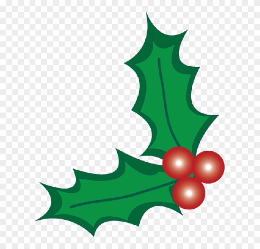 vector library download Berries transparent . Berry clipart christmas.