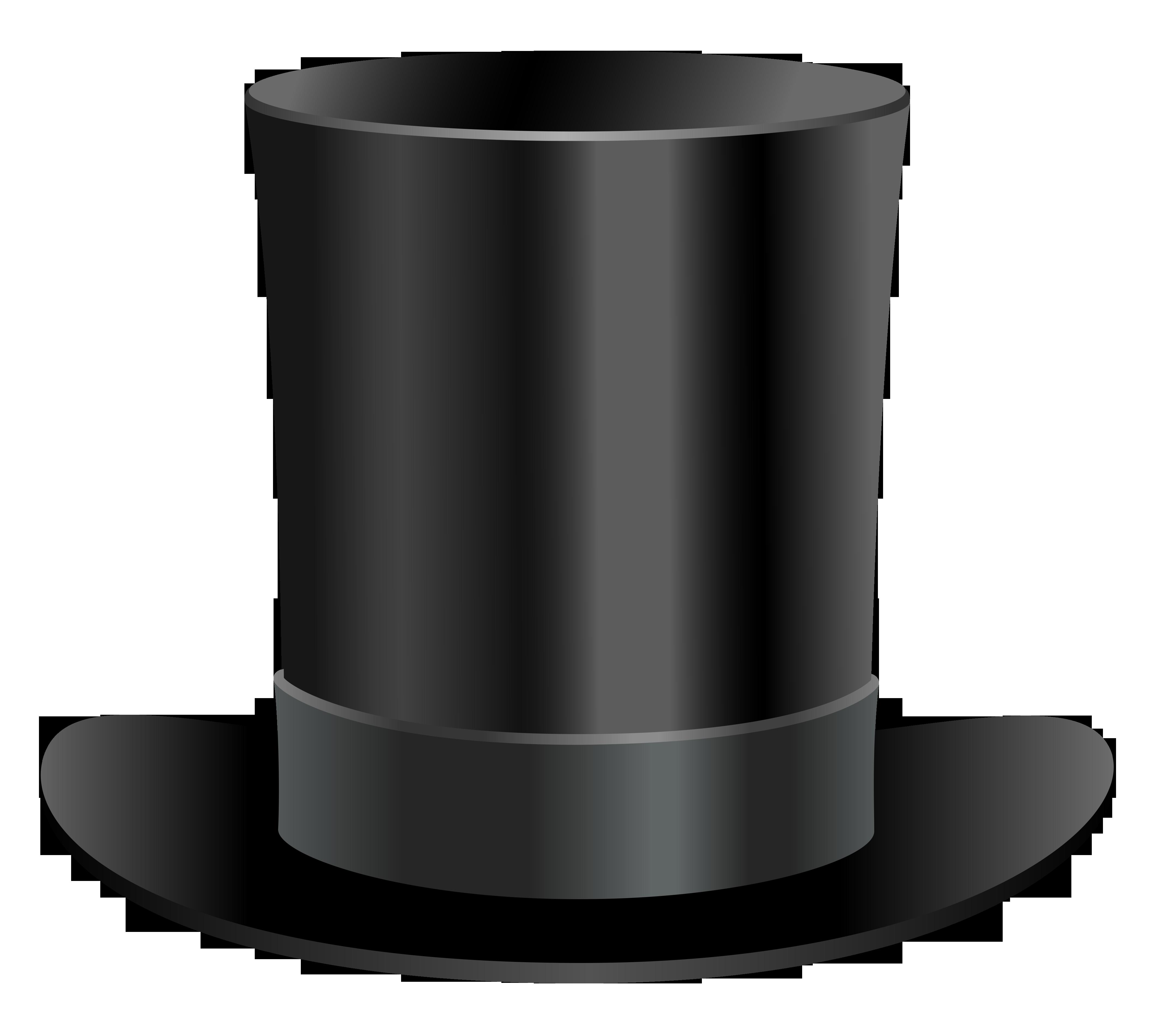clipart download Black Top Hat PNG Clipart