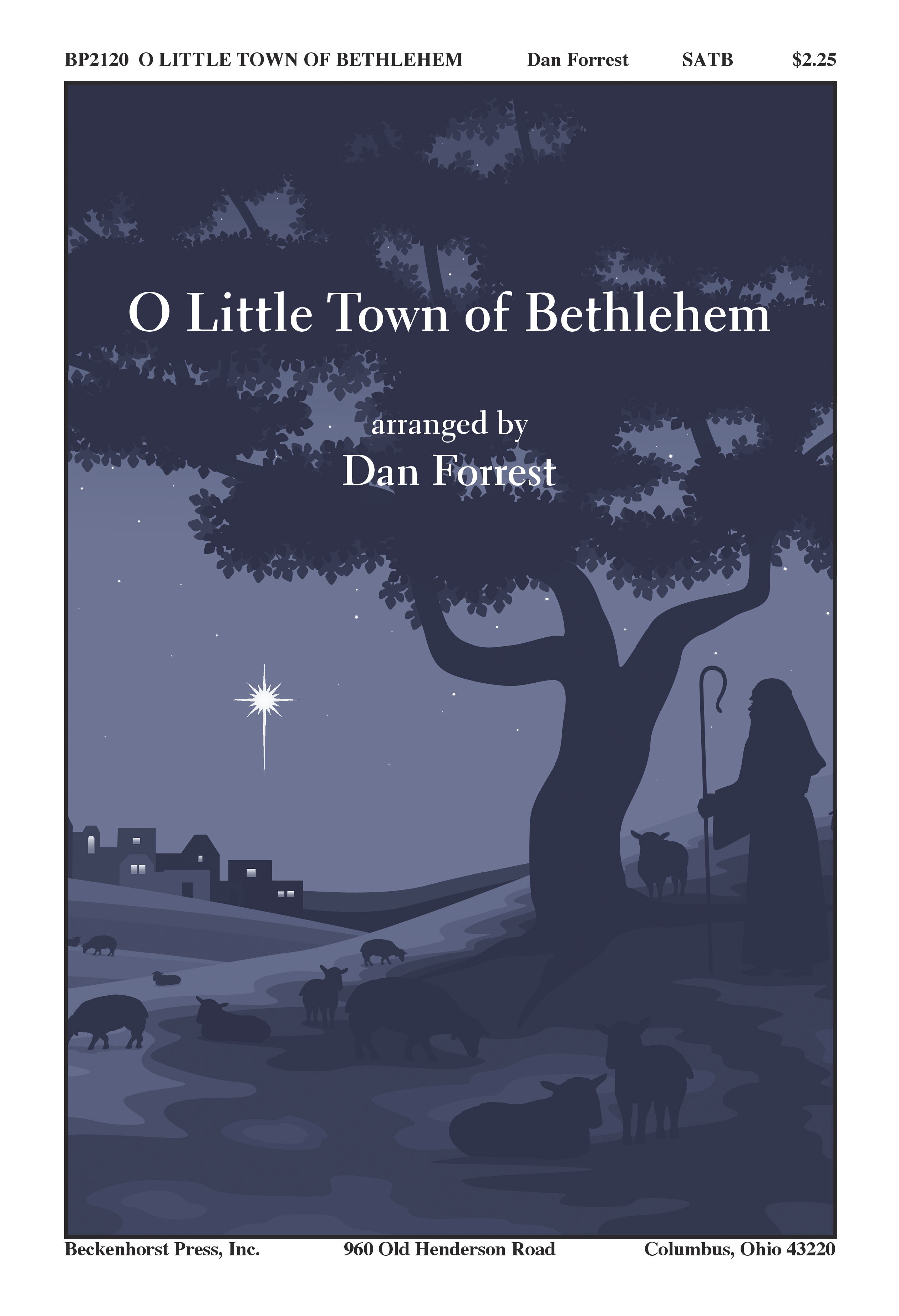 png free library Bethlehem clipart o little town. Of satb arr dan.