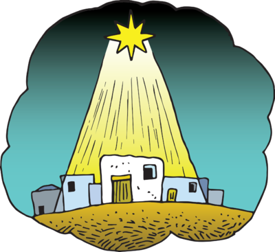 clip art free Bethlehem clipart o little town.  collection of high.