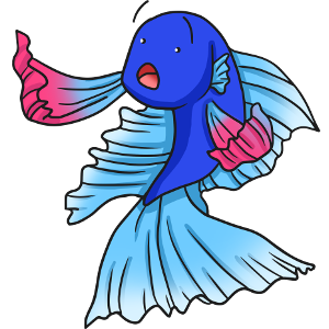 freeuse stock Betta Clipart at GetDrawings