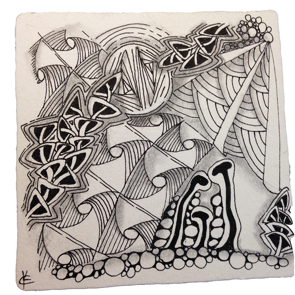 picture transparent My Zentangle