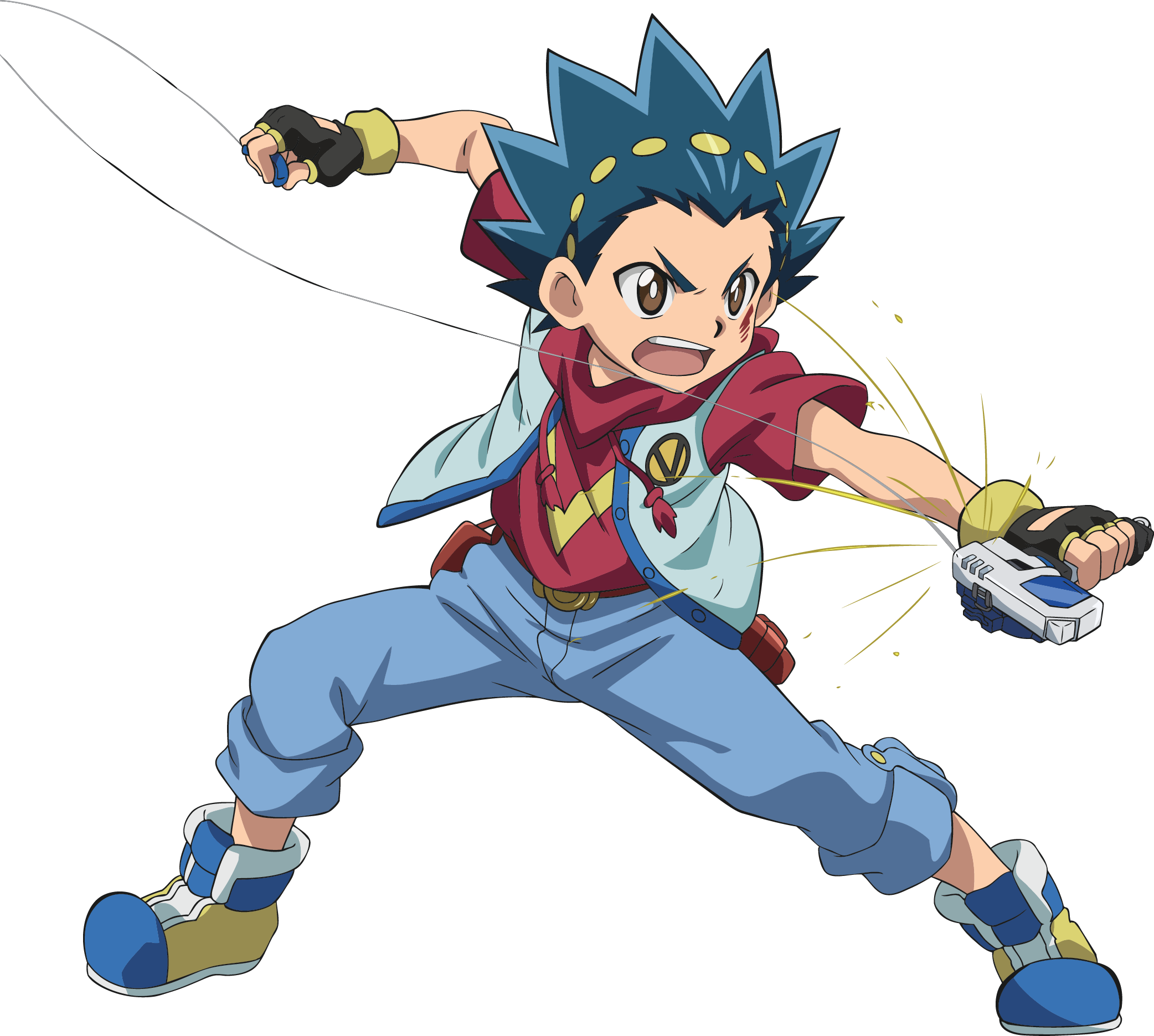 svg library download Beyblade drawing. Shogun steel anime character