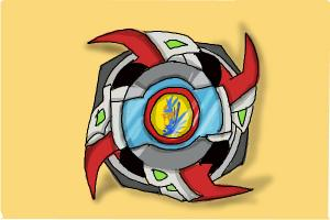 royalty free library Beyblade drawing easy. How to draw step