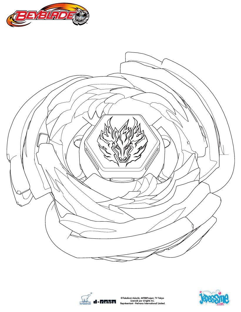jpg royalty free Coloriage cosmic in . Beyblade drawing galaxy pegasus
