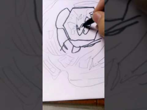 graphic royalty free stock Beyblade drawing pegasus. How to draw speed