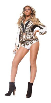 clipart freeuse library Beyonce Transparent background image