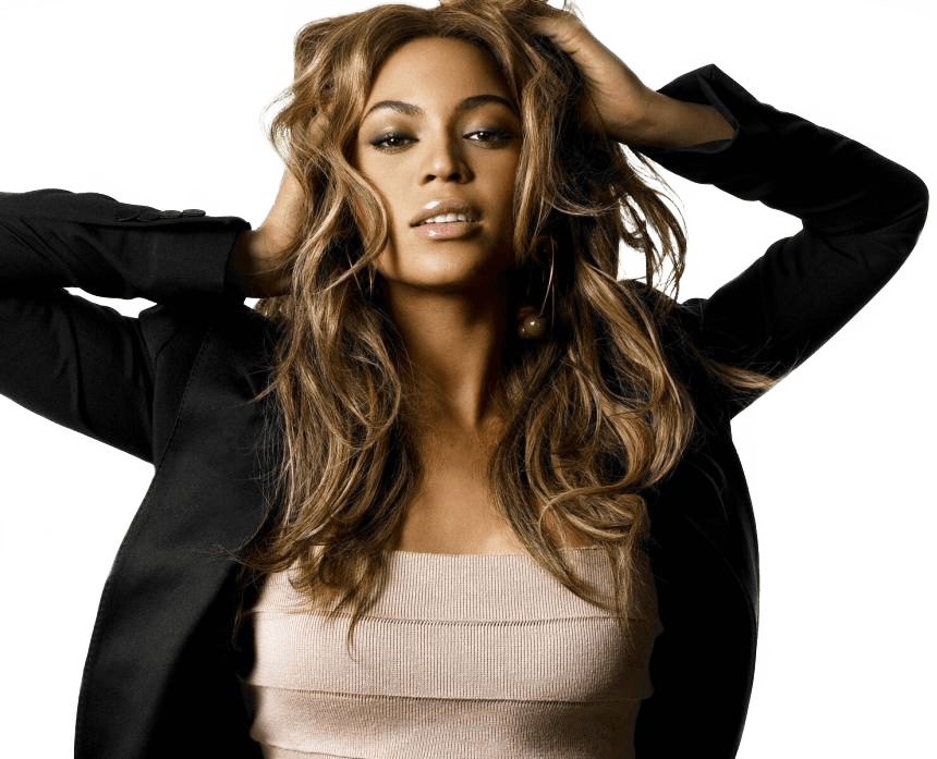 image free Beyonce transparent clip art. Hands in hair png