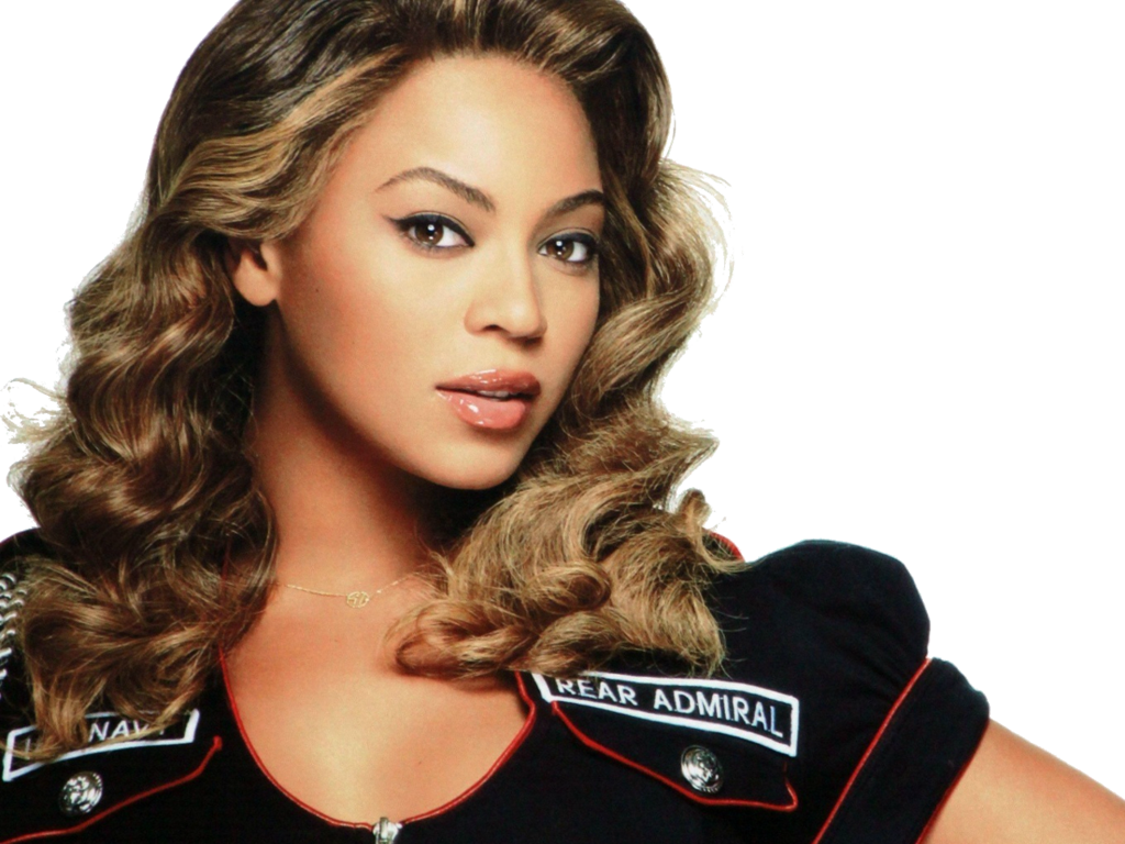 banner Beyonce transparent template. Download hq png image