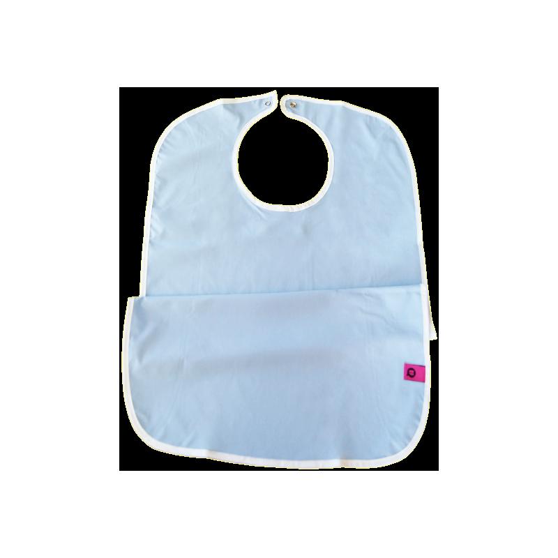 clip transparent Duraflex with closure ubiotex. Bib clip mitten
