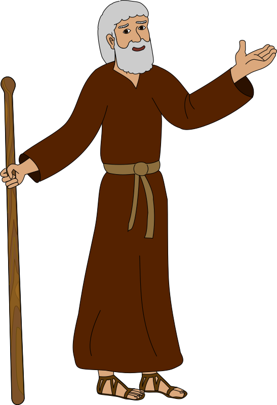 image freeuse Bible clipart robe. Biblical of a .
