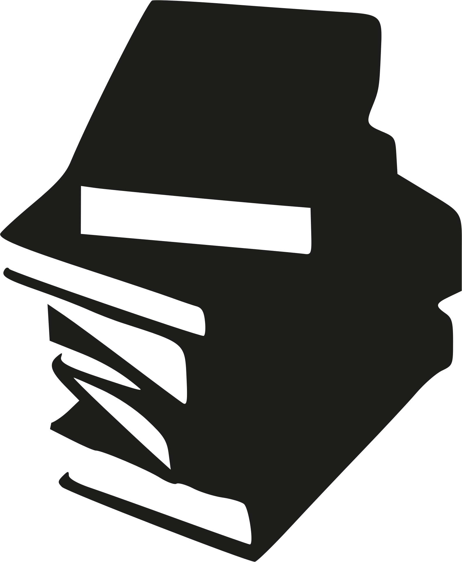 free download Bibliography clipart. Stack of books big.