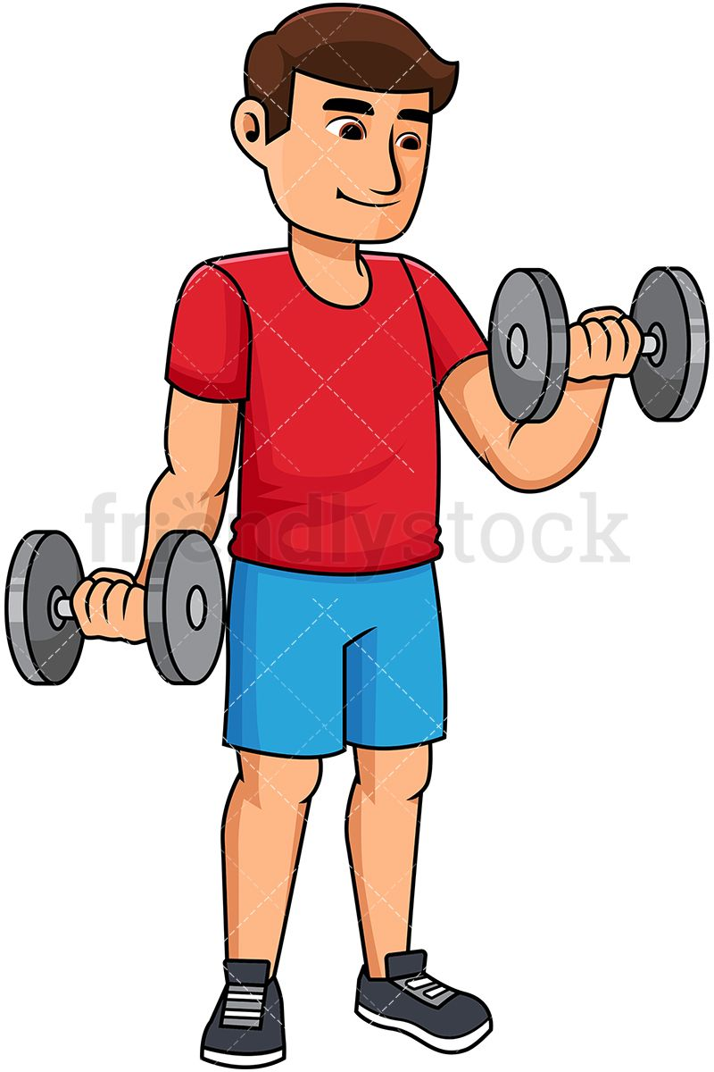 picture royalty free Pin on working out. Lifting clipart exercise.